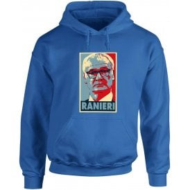 Claudio Ranieri - Hope Poster Hooded Sweatshirt