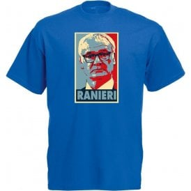 Claudio Ranieri - Hope Poster T-Shirt
