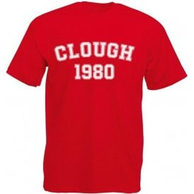 Clough 1980 (Nottingham Forest) T-Shirt