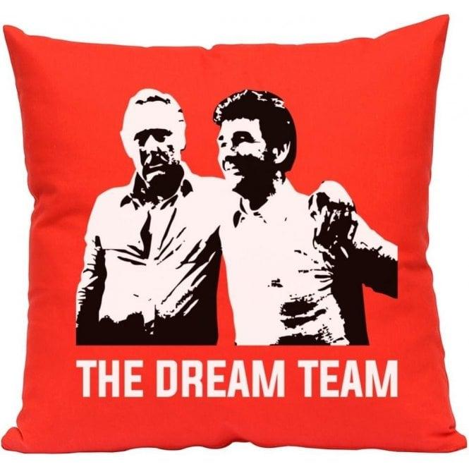Clough & Taylor - The Dream Team (Nottingham Forest) Cushion