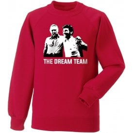 Clough & Taylor - The Dream Team (Nottingham Forest) Sweatshirt