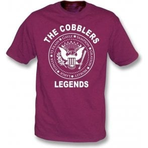 Cobblers Legends (Ramones Style) T-shirt