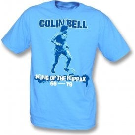 Colin Bell - King of the Kippax t-shirt