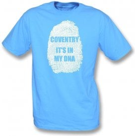 Coventry - It's In My DNA Kids T-Shirt