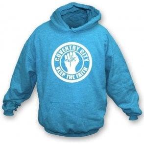 Coventry Keep the Faith Hooded Sweatshirt