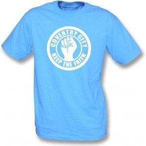 Coventry Keep the Faith T-shirt