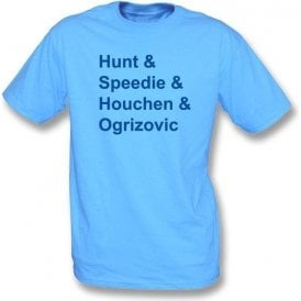 Coventry Legends t-shirt