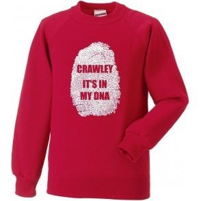 Crawley - It's In My DNA Sweatshirt