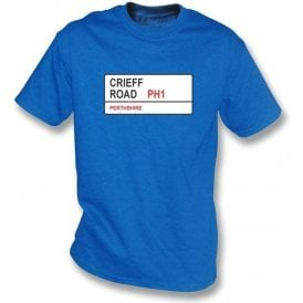 Crieff Road PH1 T-Shirt (St Johnstone)