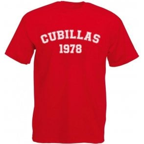 Cubillas 1978 (Peru) Kids T-Shirt