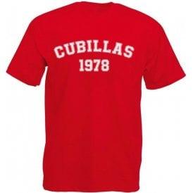 Cubillas 1978 (Peru) T-Shirt