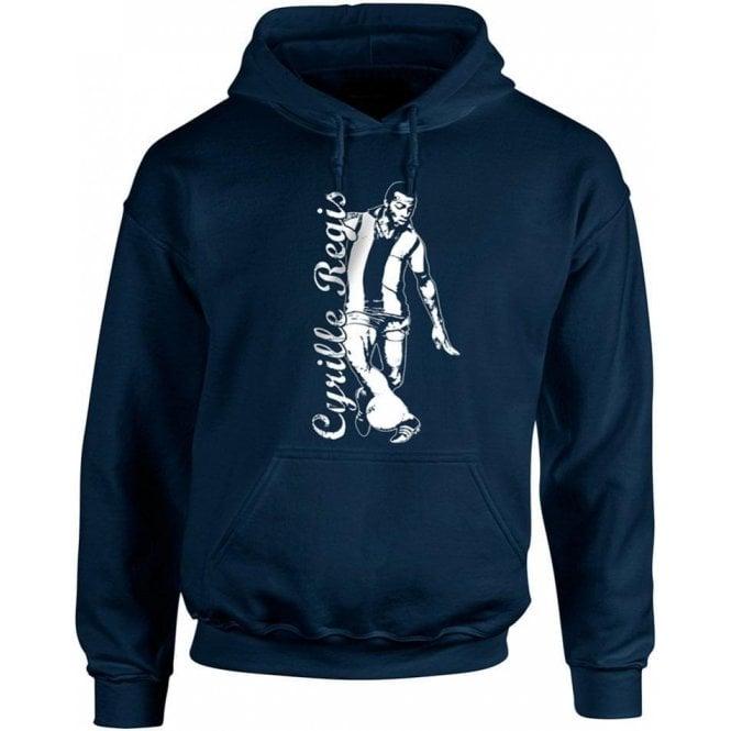 Cyrille Regis (West Brom) Hooded Sweatshirt