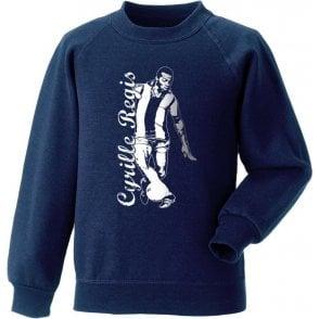 Cyrille Regis (West Brom) Sweatshirt