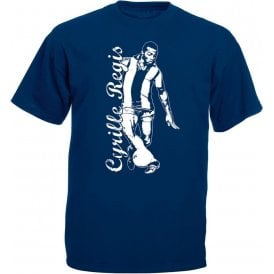 Cyrille Regis (West Brom) T-Shirt