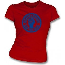 Dagenham & Red Keep the Faith Girl's Slim-Fit