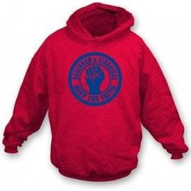 Dagenham & Red Keep the Faith Hooded Sweatshirt