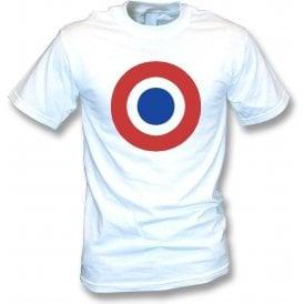 Dagenham & Redbridge Classic Mod Target T-Shirt