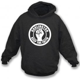 Darlington Keep the Faith Hooded Sweatshirt