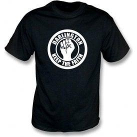Darlington Keep the Faith T-shirt