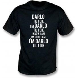 Darlo 'Til I Die (Darlington) Kids T-Shirt