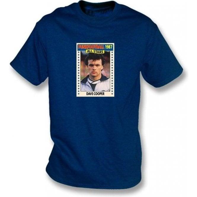 Dave Cooper 1987 (Rangers) Navy T-Shirt