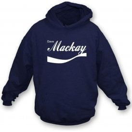 Dave Mackay (Spurs) Enjoy-Style Hooded Sweatshirt