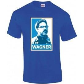 David Wagner - Hope Poster (Huddersfield Town) Kids T-Shirt