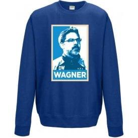 David Wagner - Hope Poster (Huddersfield Town) Sweatshirt