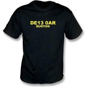 DE13 0AR Burton T-Shirt (Burton Albion)