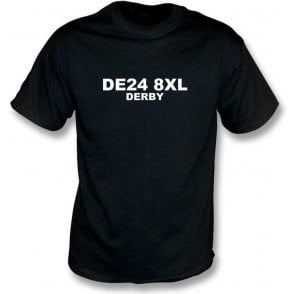 DE24 8XL Derby T-Shirt (Derby County)