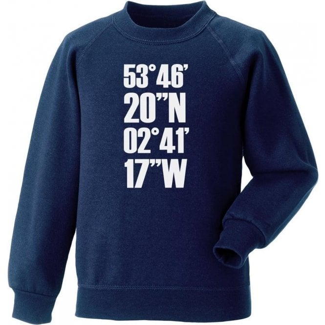 Deepdale Coordinates (Preston North End) Sweatshirt