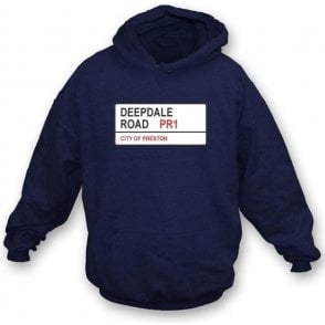 Deepdale Road PR1 Hooded Sweatshirt (Preston)