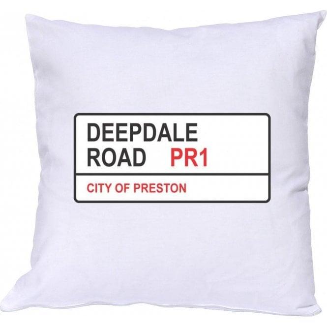 Deepdale Road PR1 (Preston) Cushion