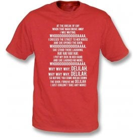 Delilah (Stoke City) T-Shirt
