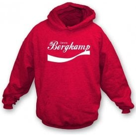 Dennis Bergkamp Enjoy-Style Hooded Sweatshirt