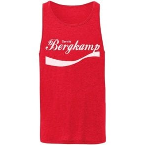 Dennis Bergkamp Enjoy-Style Men's Tank Top