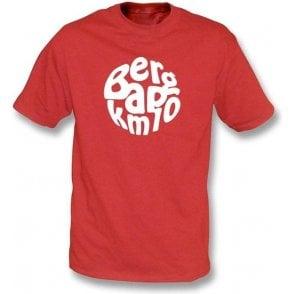 Dennis Bergkamp Logo T-shirt