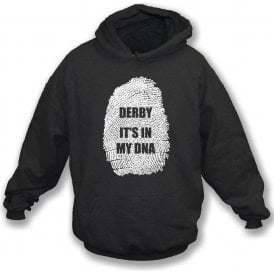 Derby - It's In My DNA Kids Hooded Sweatshirt
