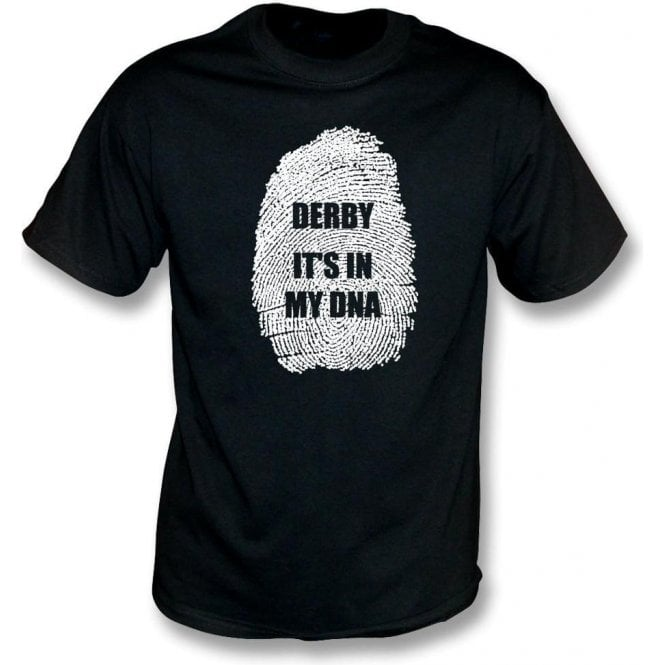 Derby - It's In My DNA Kids T-Shirt