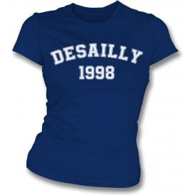 Desailly 1998 (France) Womens Slim Fit T-Shirt