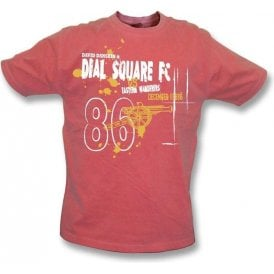 Dial Square FC  (Arsenal) Vintage Wash T-shirt