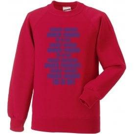 Digger-Dagger (Dagenham & Redbridge) Sweatshirt