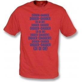 Digger-Dagger (Dagenham & Redbridge) T-Shirt
