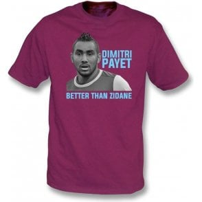 Dimitri Payet - Better Than Zidane T-Shirt