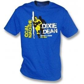 Dixie Dean Goal Machine t-shirt