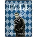 Don Revie (1972) Vintage Poster T-Shirt
