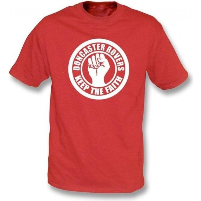 Doncaster Keep the Faith T-shirt