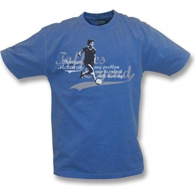Duncan McKenzie vintage wash t-shirt