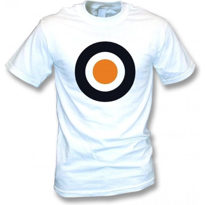 Dundee United Classic Mod Target Kids T-Shirt