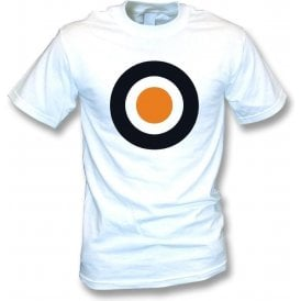 Dundee United Classic Mod Target T-Shirt